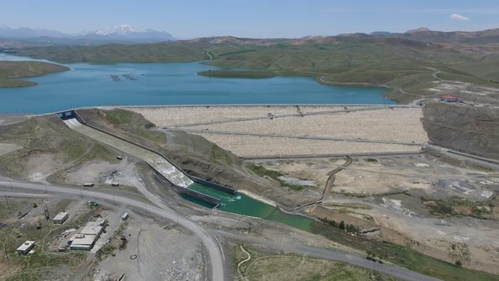 52درصد از مخازن سدهای استان لرستان  پر است